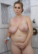 Dirty Girl Showering